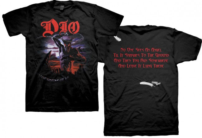 "Dio ""Holy Diver"" Men's Tee"