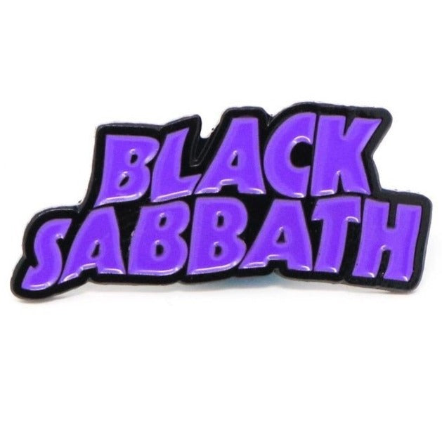Black Sabbath Master of Reality Enamel Pin