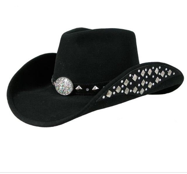 Bullhide-let's get loud studded hat