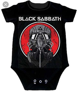 Black Sabbath Never Say Die Onesie