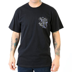 "Lucky 13 ""Lucinda"" Black Widow Men's Tee"