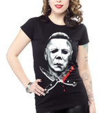 Load image into Gallery viewer, Halloween Michael Myers T-Shirt
