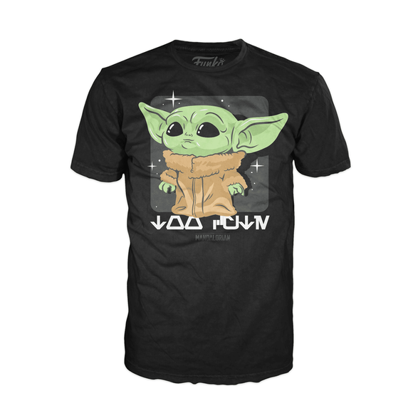 Star Wars Mandalorian Baby Yoda T-Shirt for Men