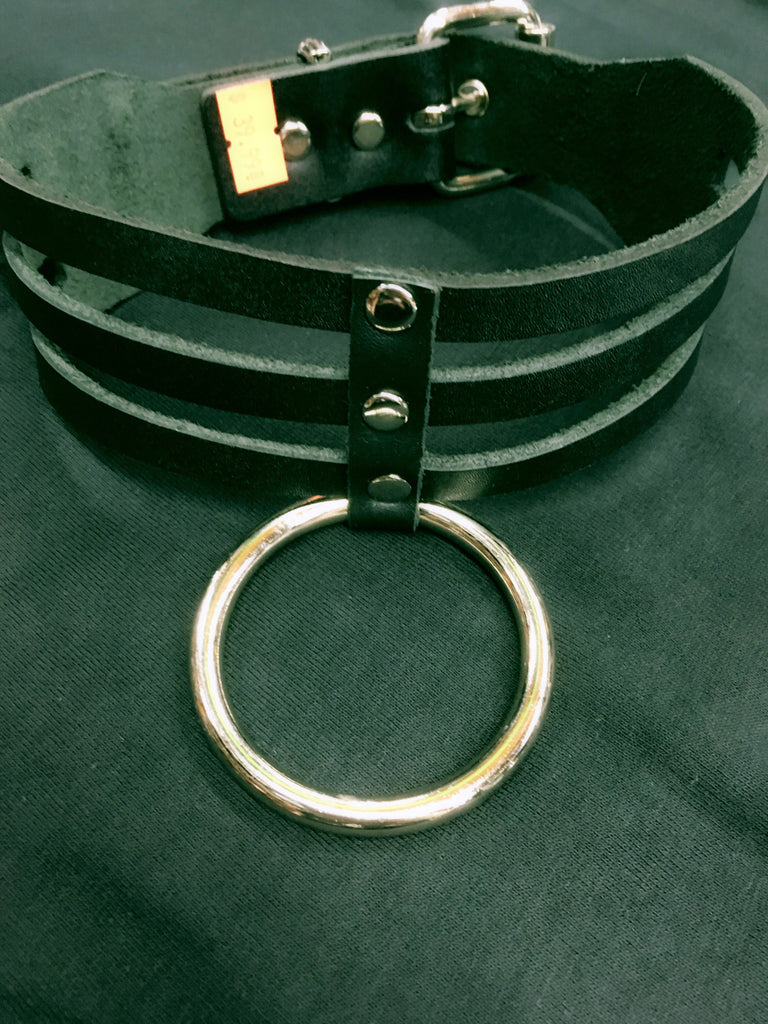 3 line large o ring collar