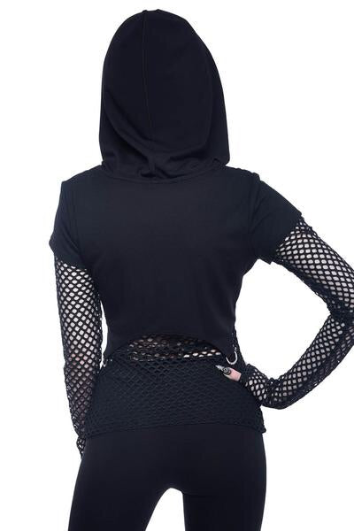 Witchnet Hood Top