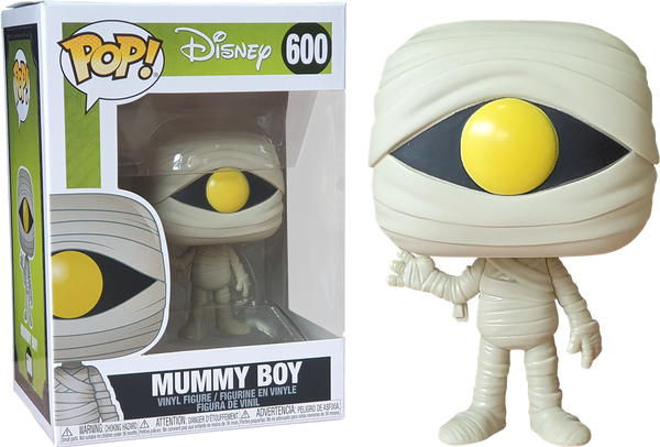 Nightmare Before Christmas Mummy Boy Pop