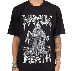Napalm Death Reaper T-Shirt