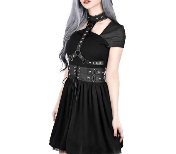 Midnight muse dress