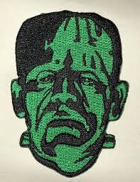 Frankenstein Heat Patch