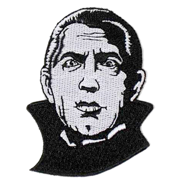 Bela Lugosi Patch