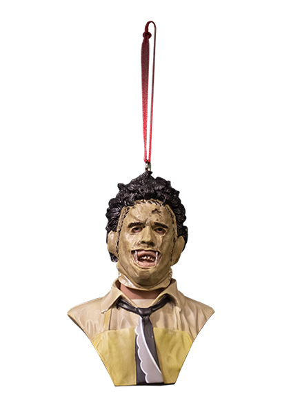 Texas Chainsaw Massacre Leatherface Ornament