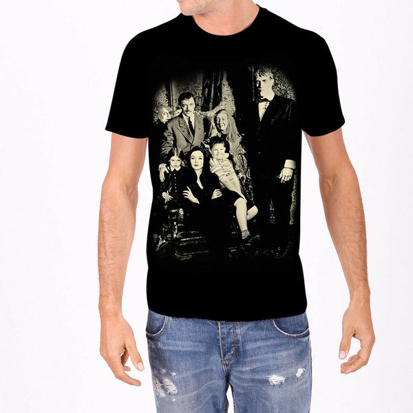 Addams Family Men's Tee