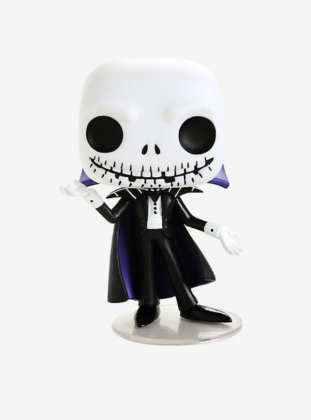 Nightmare Before Christmas Jack Skellington Vampire Pop
