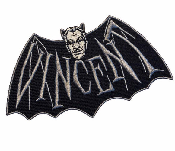 Vincent Price Bat Patch