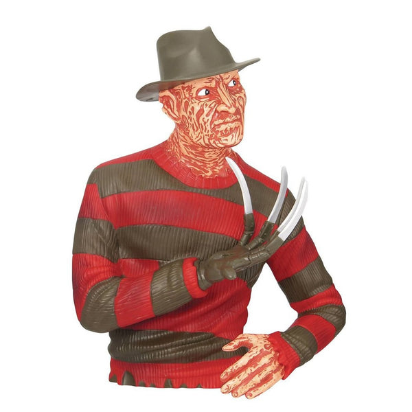Nightmare on Elm Street Freddy Krueger Bank Bust