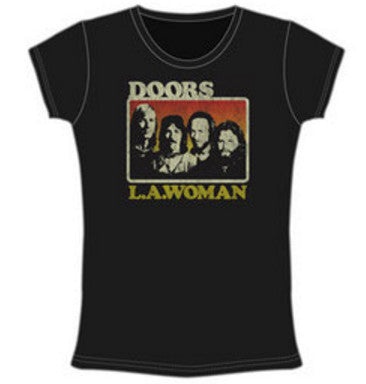 "Doors ""LA Woman"" Women's T-Shirt"