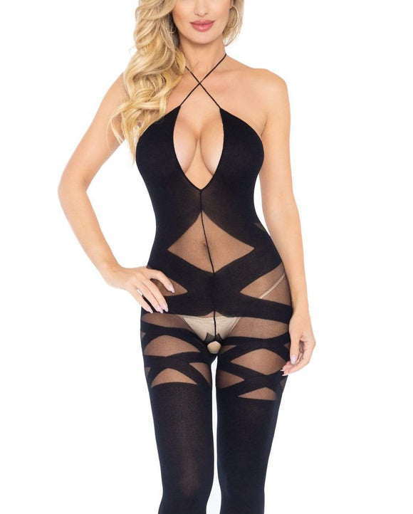 Sheer Illusion Bodystocking