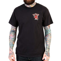 "Lucky 13 ""Grease, Gas & Glory"" Men's Tee"