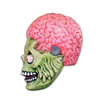 Load image into Gallery viewer, Mars Attacks! Drone Martian Full Head Mask