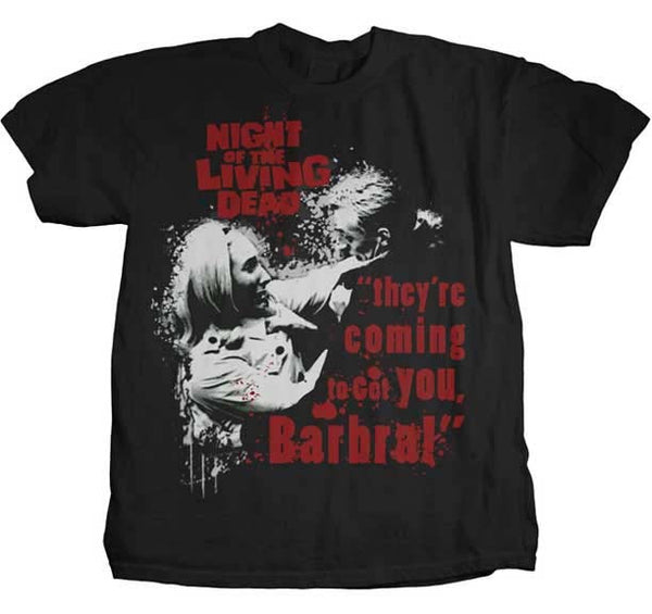Night of The Living Dead Barbra Men's T-Shirt