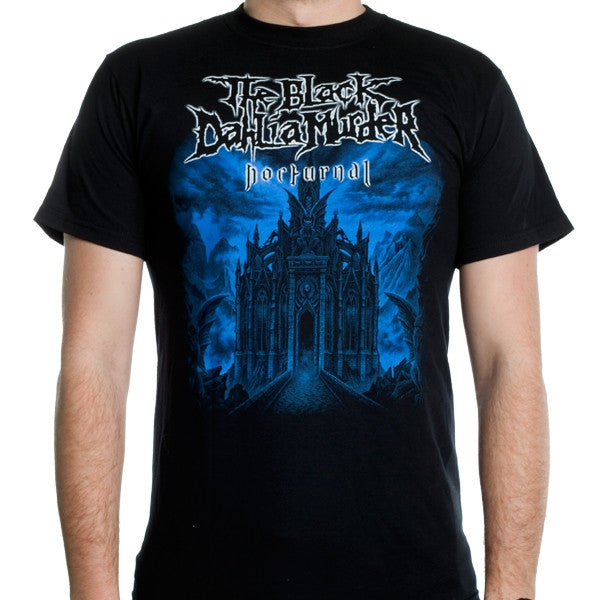 "Black Dahlia Murder ""Nocturnal"" Men's T-Shirt"