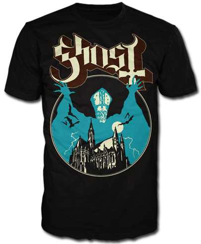 "Ghost ""Opus Eponymous"" Men's T-Shirt"