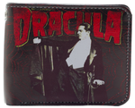 Load image into Gallery viewer, Dracula Bi-Fold Wallet