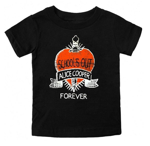 "Alice Cooper ""School's Out"" Toddler Tee (Global)"