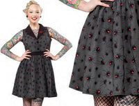 Sourpuss Spider June Dress