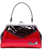 Load image into Gallery viewer, Spiderweb Backseat Baby Purse