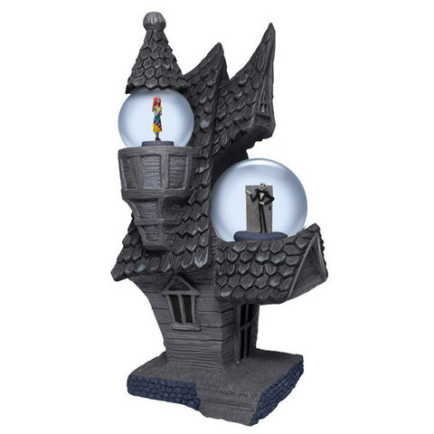 Jack and Sally House Water Globe (Westland Giftware)