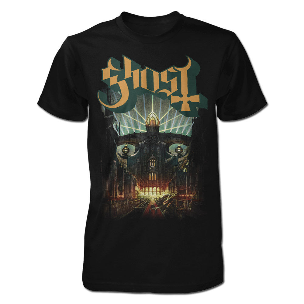 "Ghost ""Meliora"" Men's T-Shirt"