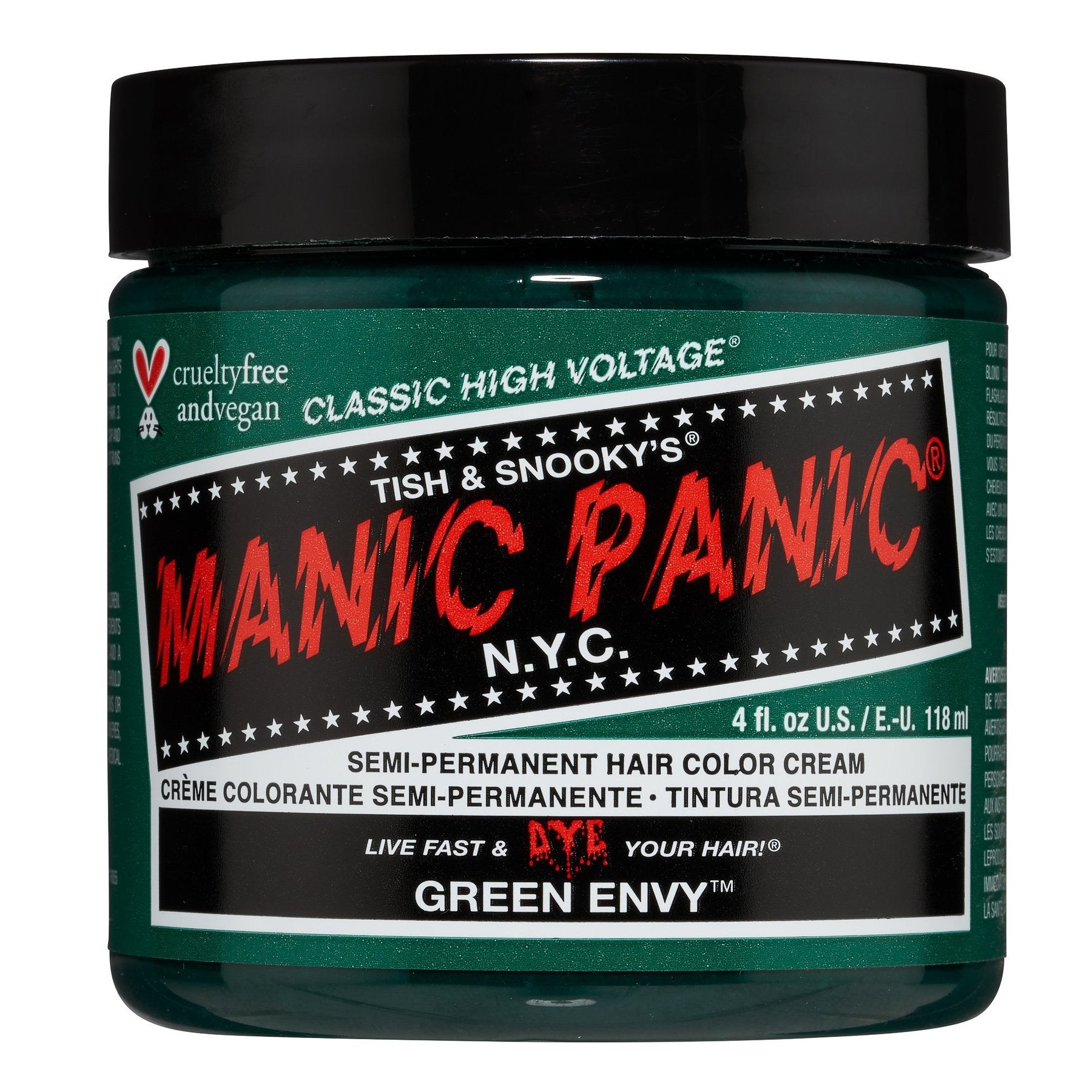 Green Envy 4oz