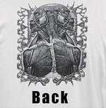 Load image into Gallery viewer, Tool Alex Grey Logo White T-Shirt