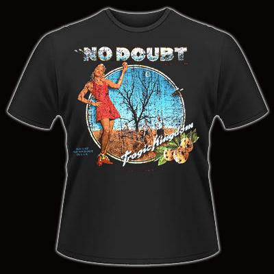 No Doubt Tragic Kingdom T-Shirt