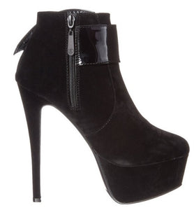 Night Walker Platform Bootie