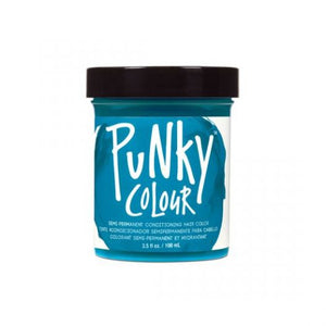 Punky Colour, semi-permanent conditioning hair color, Turquoise, 3.5 fl oz