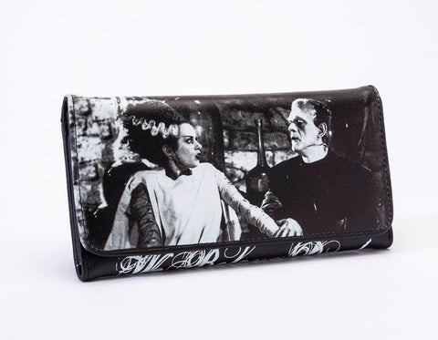 We Belong Dead Women's Wallet (Rock Rebel)