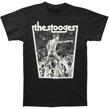 Iggy & The Stooges Crowd Walk T-Shirt