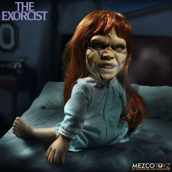 Exorcist Regan MacNeil Scale Doll with Sound