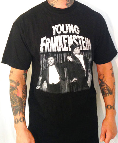 Young Frankenstein Ritz Men's Tee DISCONTINUED (Rock Rebel)