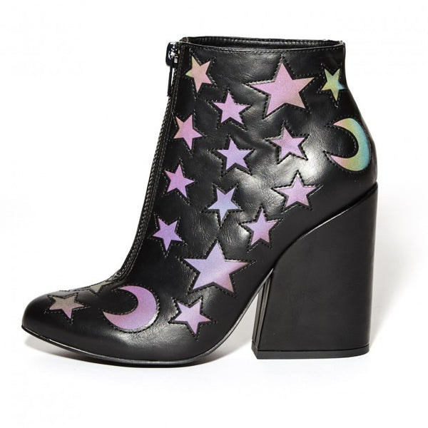 craft moon and stars boot