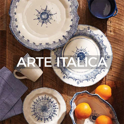 image takes you to a page of products by Arte Italica