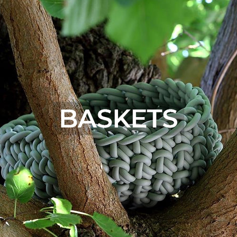 when clicked takes customer to a page of basket collections by Neo' Design