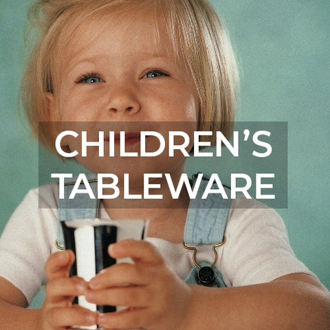 when clicked takes customer to a page of children's tableware and gifts from Ercuis