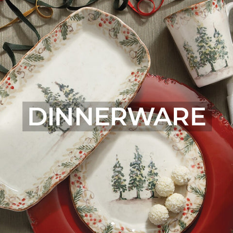 when clicked takes customer to a page of select dinnerware patterns