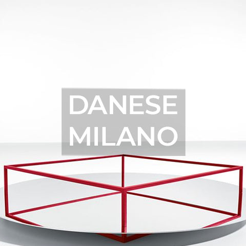 takes customer to a page of collections of products designed by Danese Milano