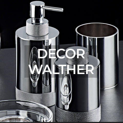 When clicked takes customer to a page of collections by Decor Walther
