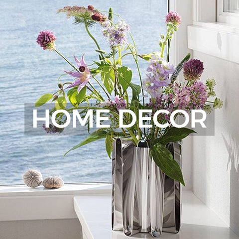 Image of frequency vase takes you to a page of Home decor options