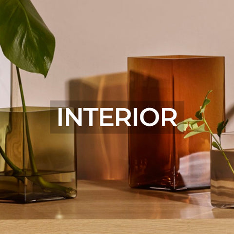 link takes customer to a page of home decor by Iittala